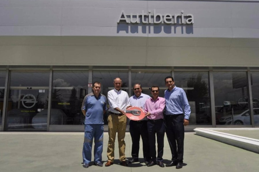 Autiberia ha sido nombrado nuevo taller distinguido Mapfre