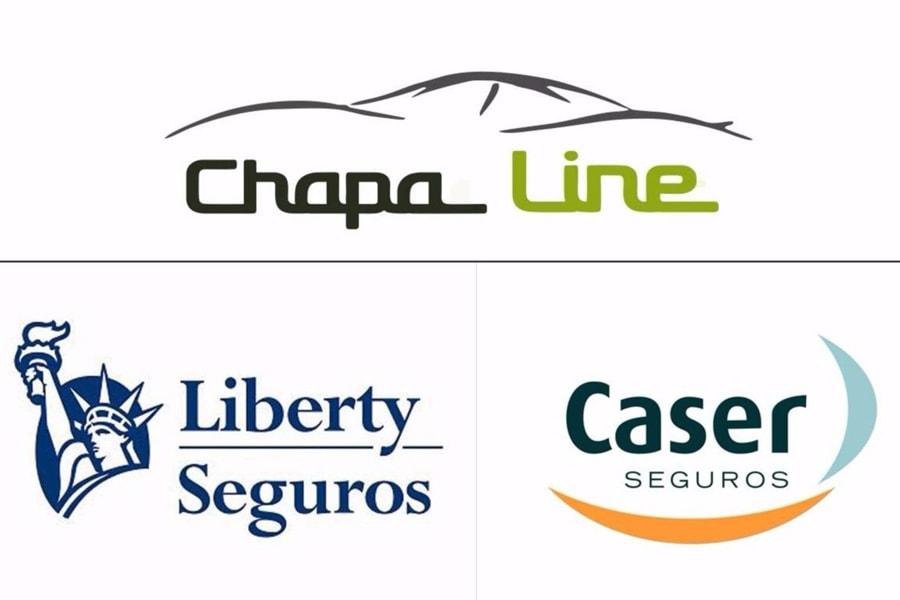 ChapaLine nombrada nuevo taller colaborador del Grupo Liberty y Caser