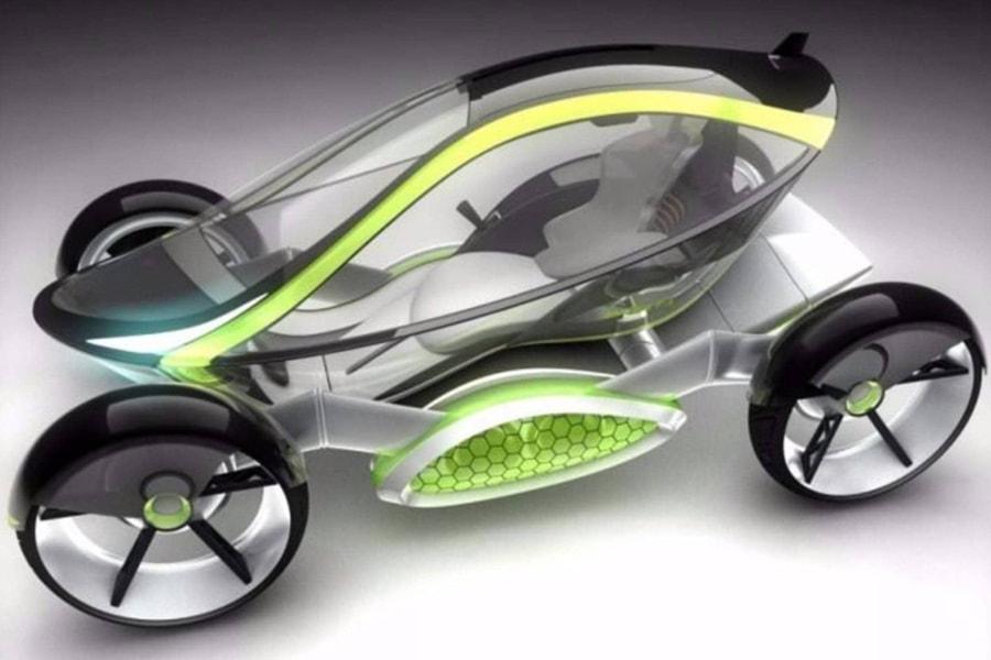 Tecnología y naturaleza unidas: Insecta Concept, el vehículo eléctrico