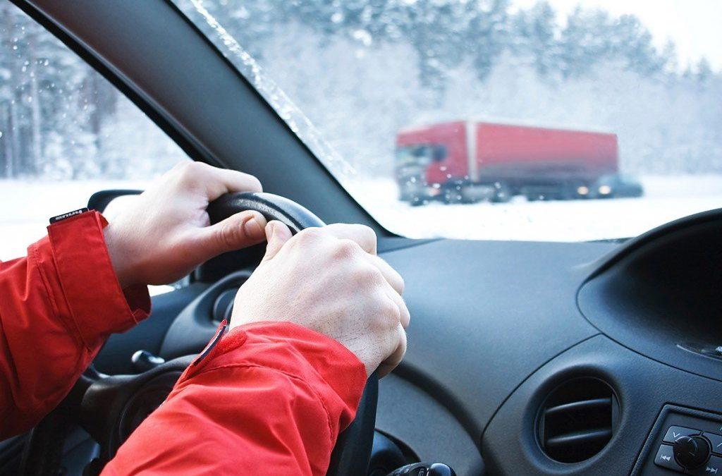 Conducir con frio – consejos