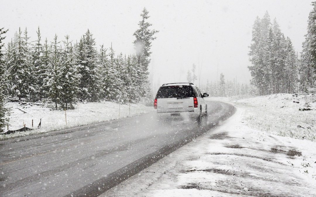 Tipos de cadenas de nieve para el coche