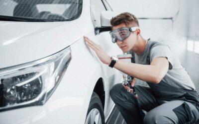 Como cuidar la pintura de coche de forma fácil